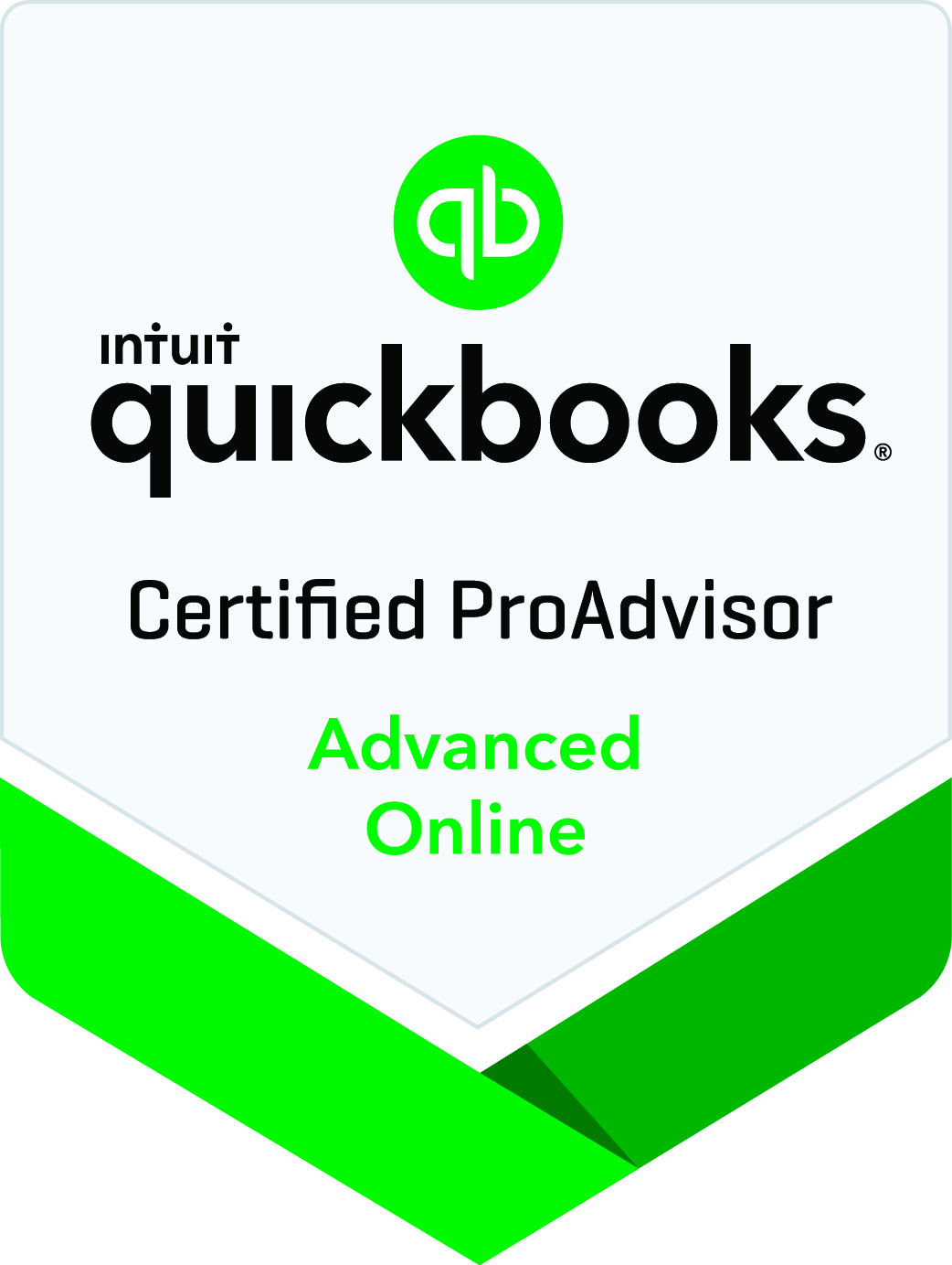 QB Advanced Certification logo